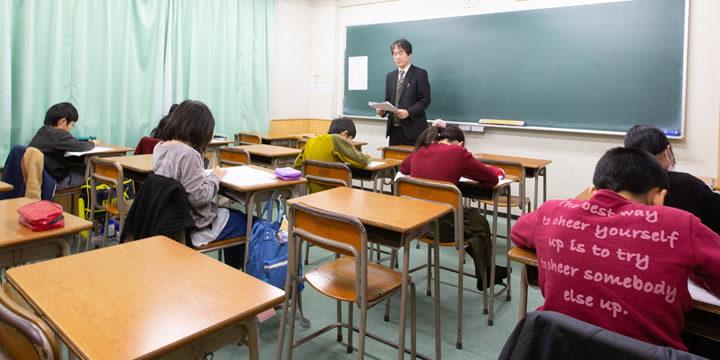 中学入試を検討している皆様へ ~栄光学園の中学受験講座~